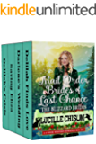 The Mail Order Brides of Last Chance: The Blizzard Brides (A 4-Book Western Romance Box Set