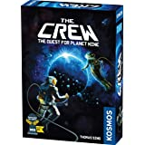 The Crew - Quest for Planet Nine | Card Game | Kennerspiel des Jahres Winner | Cooperative Space Adventure | 2 to 5 Players |