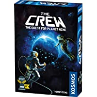 The Crew - Quest for Planet Nine | Card Game | Kennerspiel des Jahres Winner | Cooperative Space Adventure | 2 to 5…