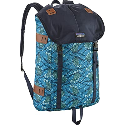 Patagonia Arbor Pack 26L (Hexy Fish/Radar Blue) well-wreapped