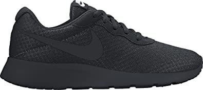 womens black nike tanjun