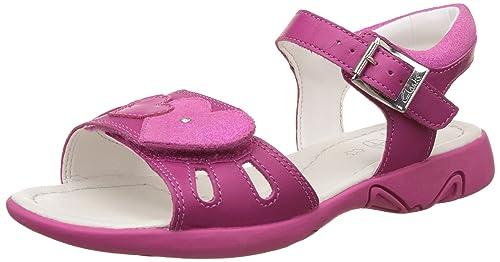 CLARKS Girls Pink Kids Sandals
