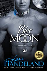 Blue Moon: A Sexy Shifter Paranormal Romance Series Starter (The Nightcreature Novels Book 1) Kindle Edition