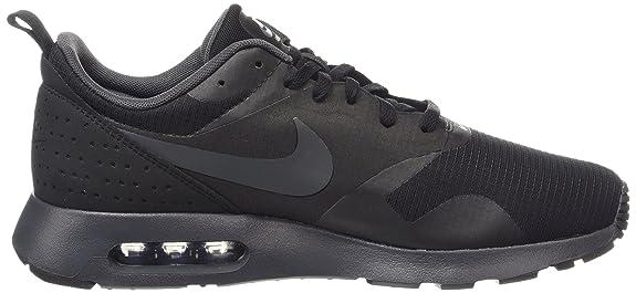 Nike Air Max Tavas, Zapatillas de running para hombre, Negro (Black/Anthracite-Black), 44: Amazon.es: Zapatos y complementos