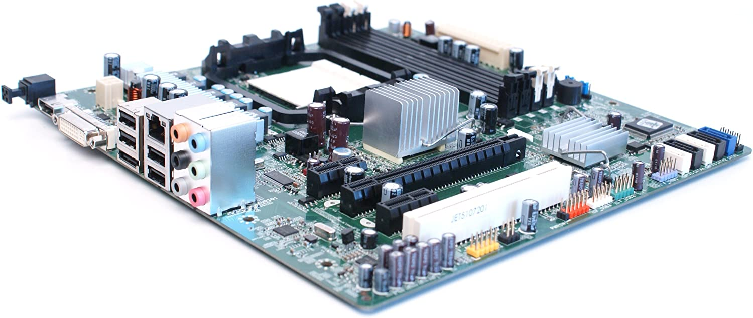 Genuine Dell FF3FN Studio XPS 7100 Small Mini Tower Small Mini Tower (SMT) Motherboard Logic Board System Board Socket AM3 AMD 780G DDR3 Compatible Part Numbers: FF3FN, 0FF3FN, DRS880M01