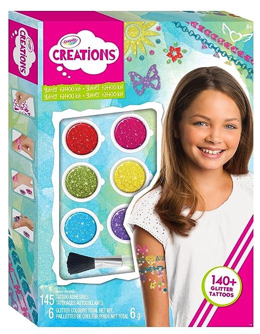 6 opinioni per Crayola 26208- Set Creations Tatuaggi Arcobaleno