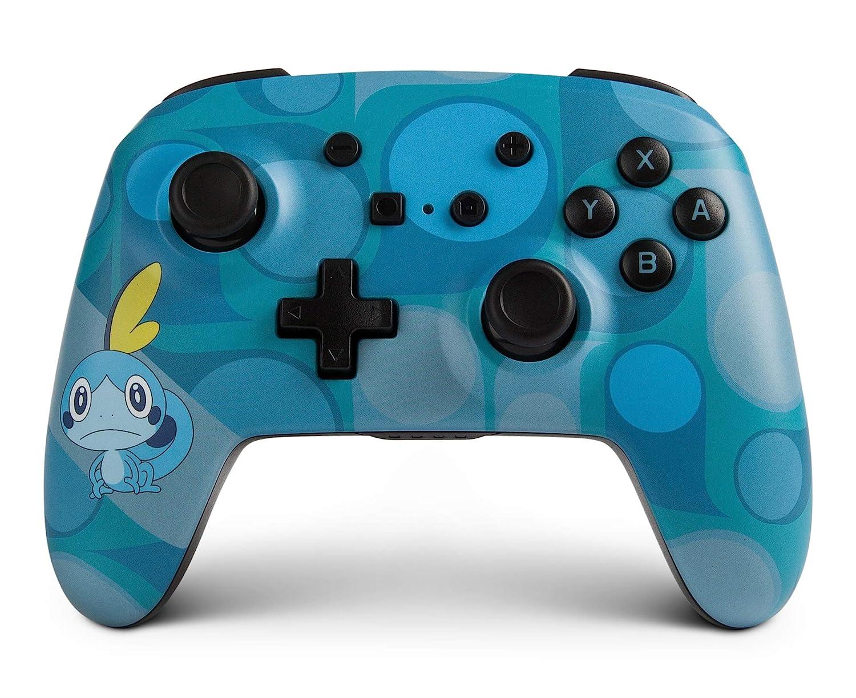 Control inalámbrico mejorado PowerA para Nintendo Sw (Q4MD)