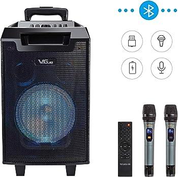 VeGue 160W Bluetooth Karaoke Machine