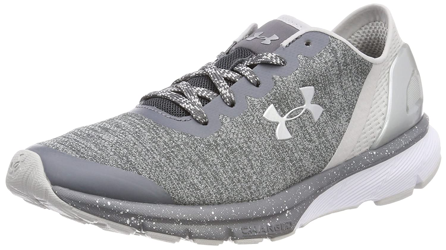 Under Armour Women's Charged Escape Running Shoes B - SS18 B075MPL2GT 8/ B Shoes US Womens|Grey c92ad1