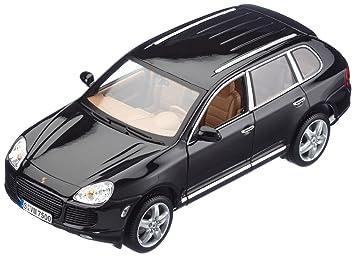 Tavitoys Maisto 31634 Vehículo a Escala Porsche Cayenne Turbo Exclusive (colores surtidos: negro,