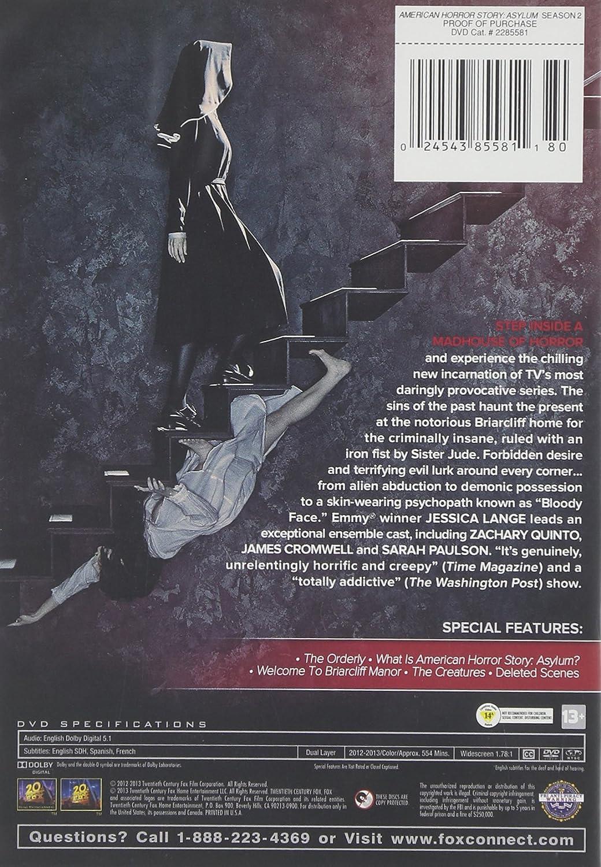Amazon.com: American Horror Story: Asylum: Kathy Bates, Angela ...