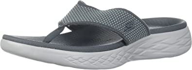 skechers on the go 600 flip flops