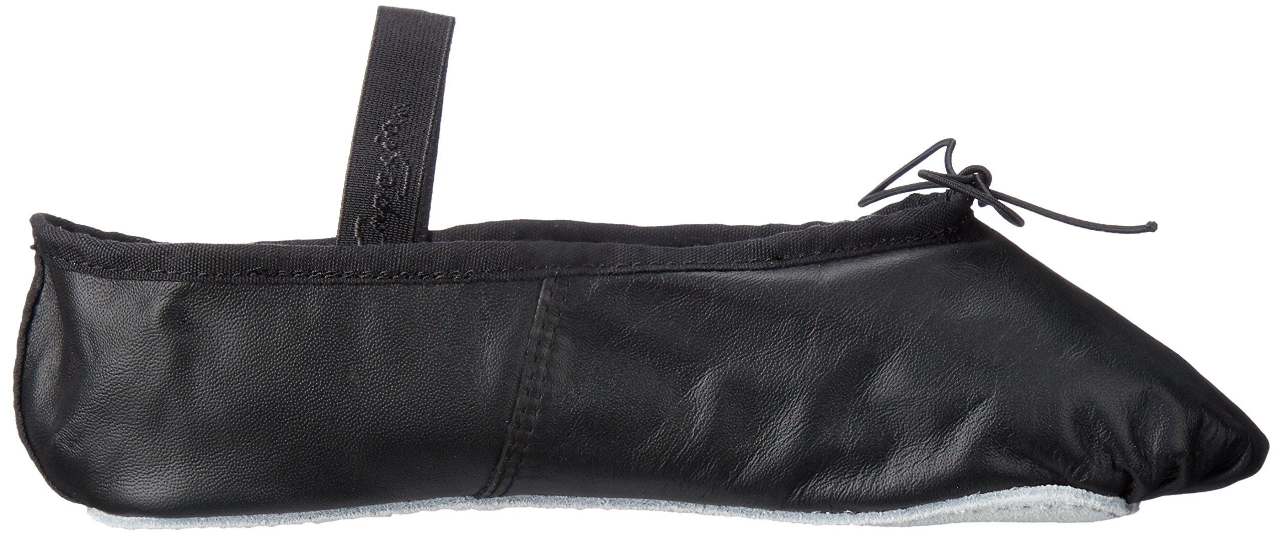 Capezio Daisy 205 Ballet Shoe (Toddler/Little Kid),Black,10 M US Little Kid by Capezio (Image #8)