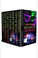 New Orleans Festival of Murder Kindle Edition