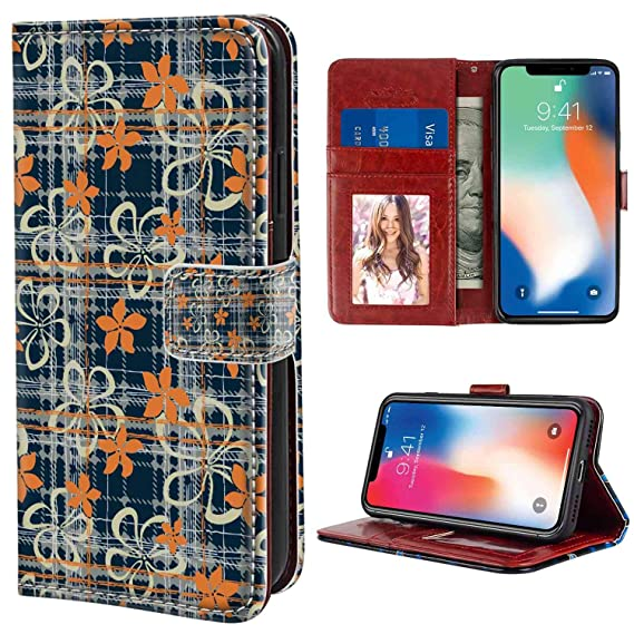 Amazon Com Iphone X Iphone 10 Iphone Xs Wallet Case