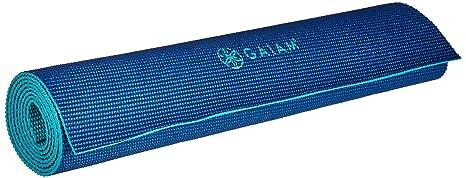 Amazon.com : Gaiam Solid Yoga Mats (3mm) : Sports & Outdoors