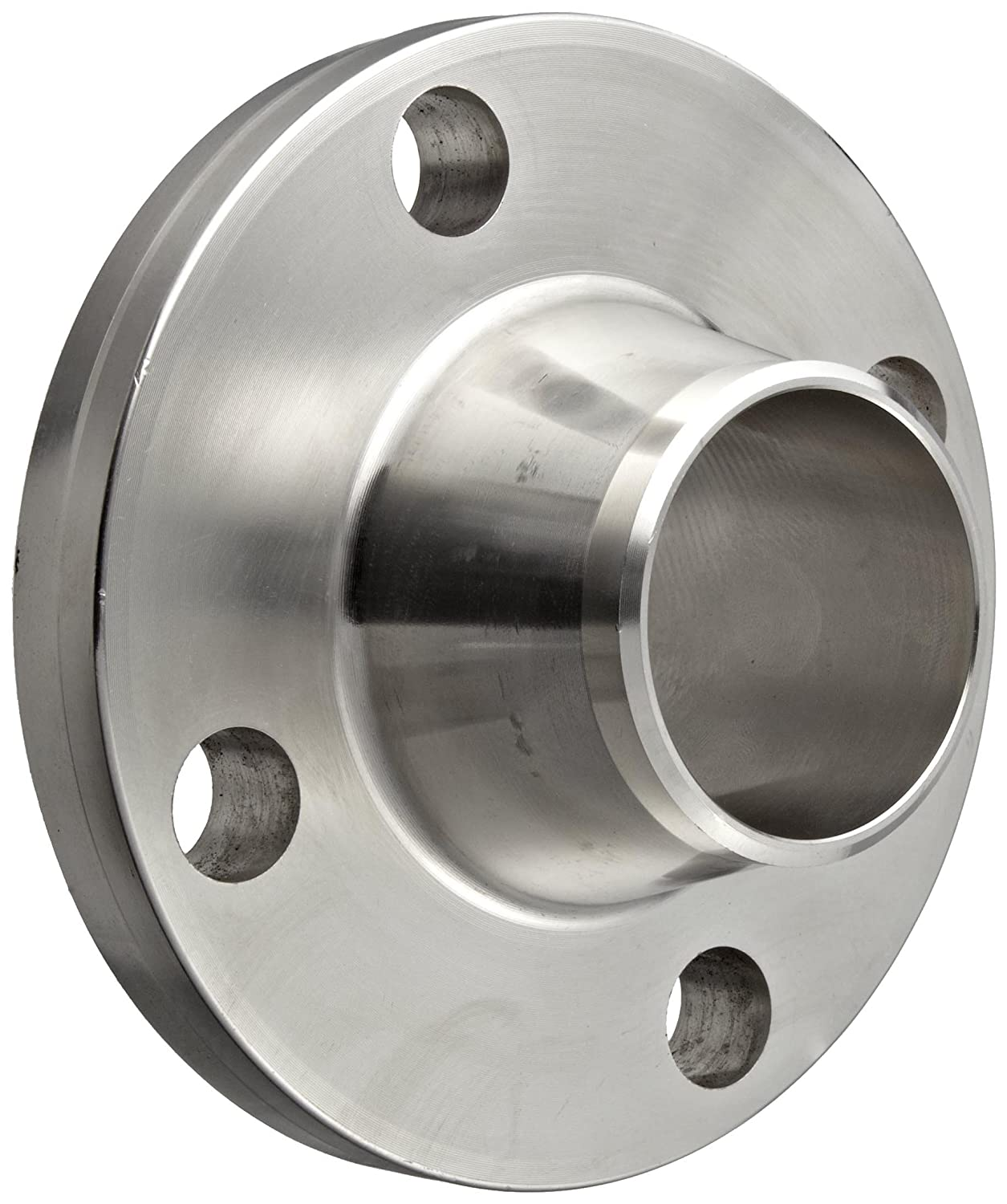 Stainless steel l weld neck pipe fitting flange