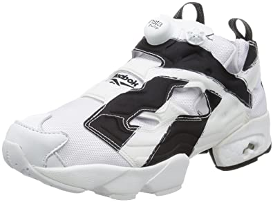 f022aab275f4d Reebok - Baskets Basses - Homme - Instapump Fury OB Blanc pour Homme ...