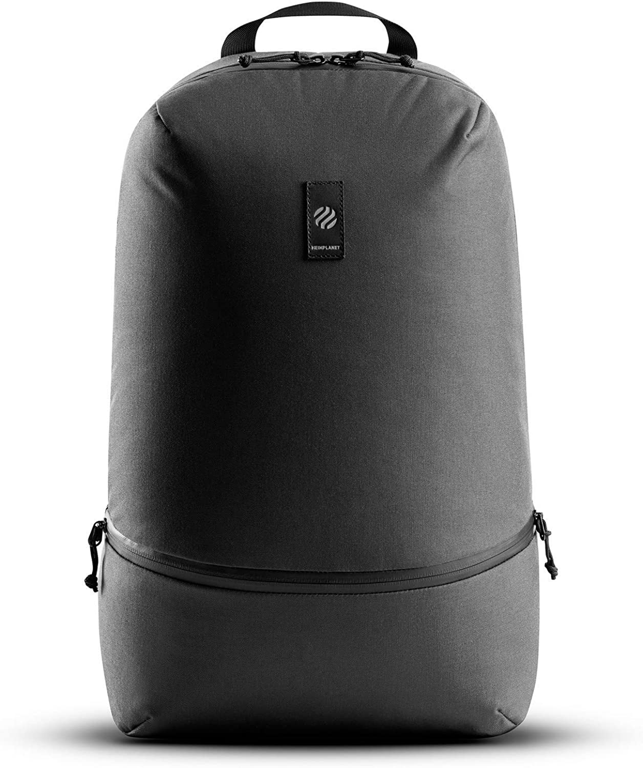 "Heimplanet Original | Monolith Minimal Rucksack | Minimalist Backpack Incl. 15"" Laptop Compartment"