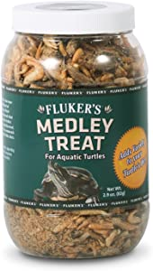 Fluker's Aquatic Turtle Medley Treat Food
