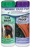 Nikwax Softshell Clean/Waterproof DUO-Pack