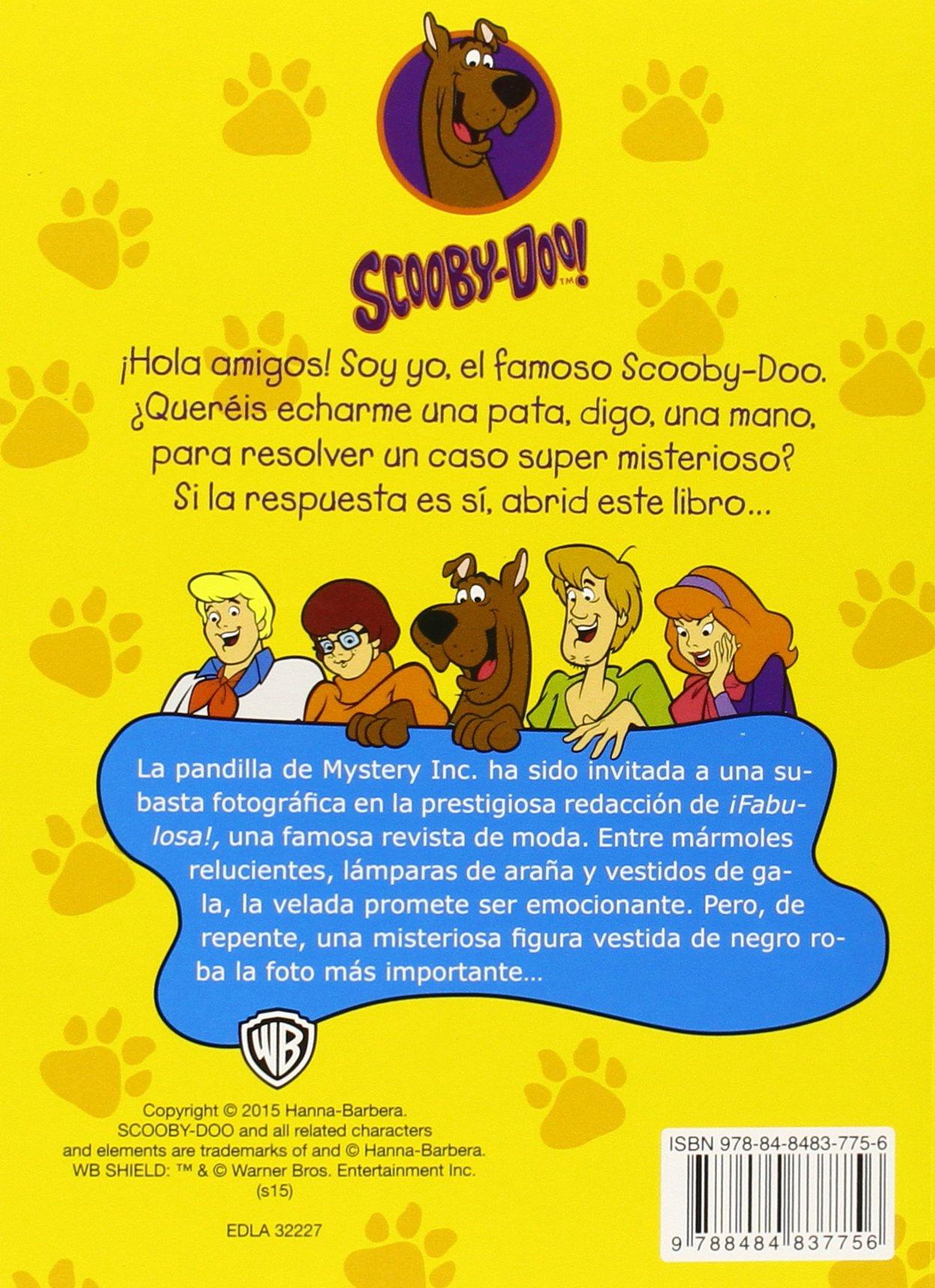 Scooby-Doo. El secreto del hombre negro (Spanish Edition): Cristina Brambilla, 1o: 9788484837756: Amazon.com: Books