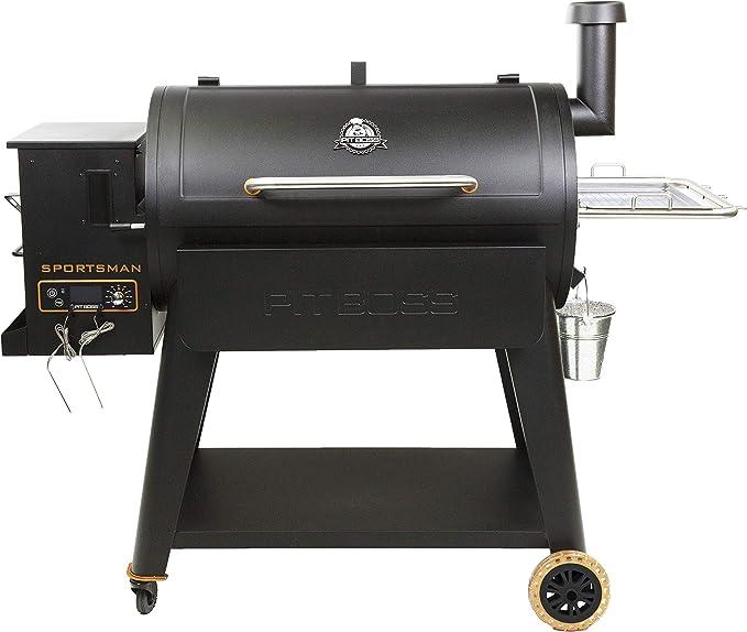PIT BOSS PB1100SP Wood Pellet Grill - Best Versatility