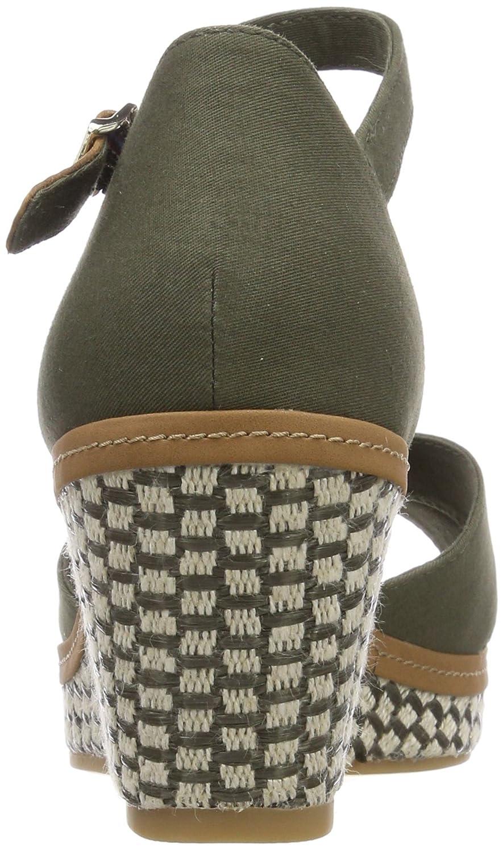 Tommy Hilfiger Hilfiger Hilfiger Iconic Elba Basic, Sandali con Cinturino alla Caviglia Donna   Una Grande Varietà Di Prodotti  1fcbfb