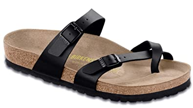 118cd5e39d9 Image Unavailable. Image not available for. Color  Birkenstock Women s  Mayari Birko-Flor Sandal ...