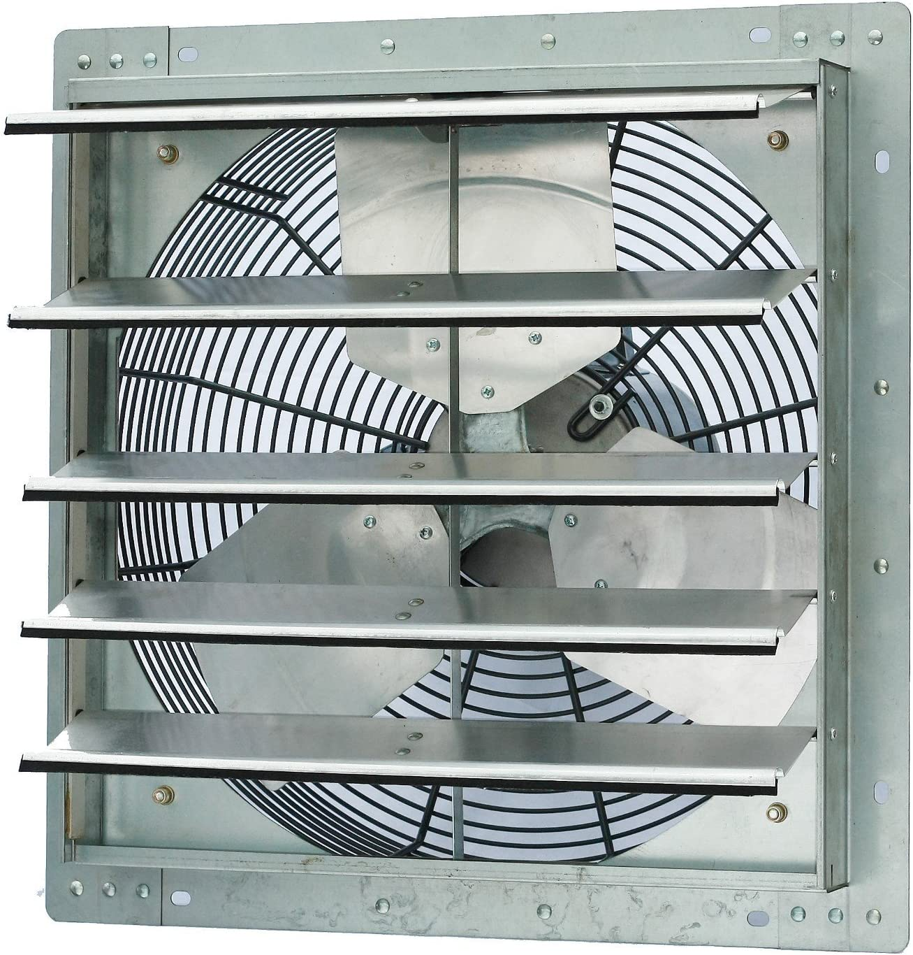 Iliving 18 Inch Single Speed Shutter Exhaust Fan