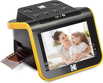 "KODAK Slide N SCAN Film and Slide Scanner with Large 5"" LCD Screen"
