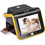 """KODAK Slide N SCAN Film and Slide Scanner with Large 5"""" LCD Screen, Convert Color & B&W Negatives & Slides 35mm, 126…"""