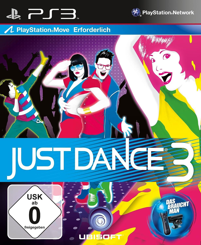 Ubisoft Just Dance 3 - Juego (PlayStation 3, Música, E10 + (Everyone 10 +)): Amazon.es: Videojuegos