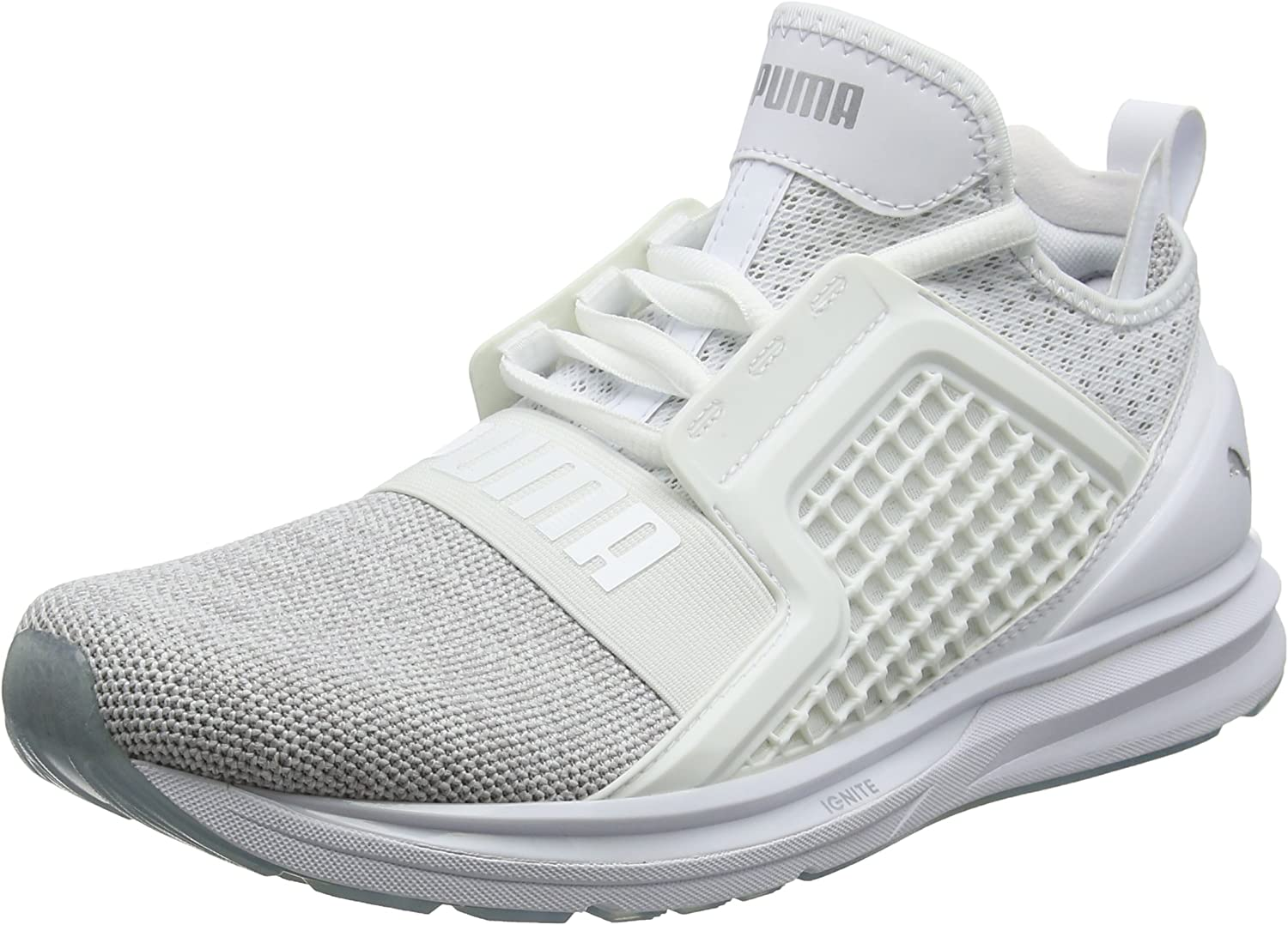 PUMA Ignite Limitless Knit, Chaussures de Cross Homme
