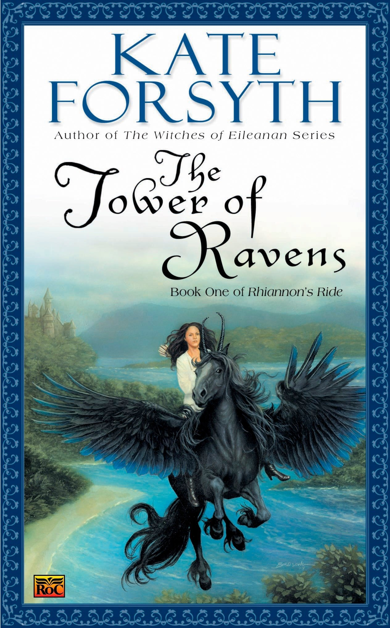 The Tower of Ravens: Book One of Rhiannon's Ride ePub fb2 ebook