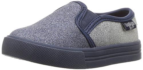 1a483e960cbd Oshkosh B Gosh Girls  Edie Slip-on Sneaker