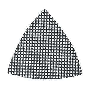 DEWALT DWASPTRIM120 120 Grit Mesh Oscillating Triangle (5 Piece)