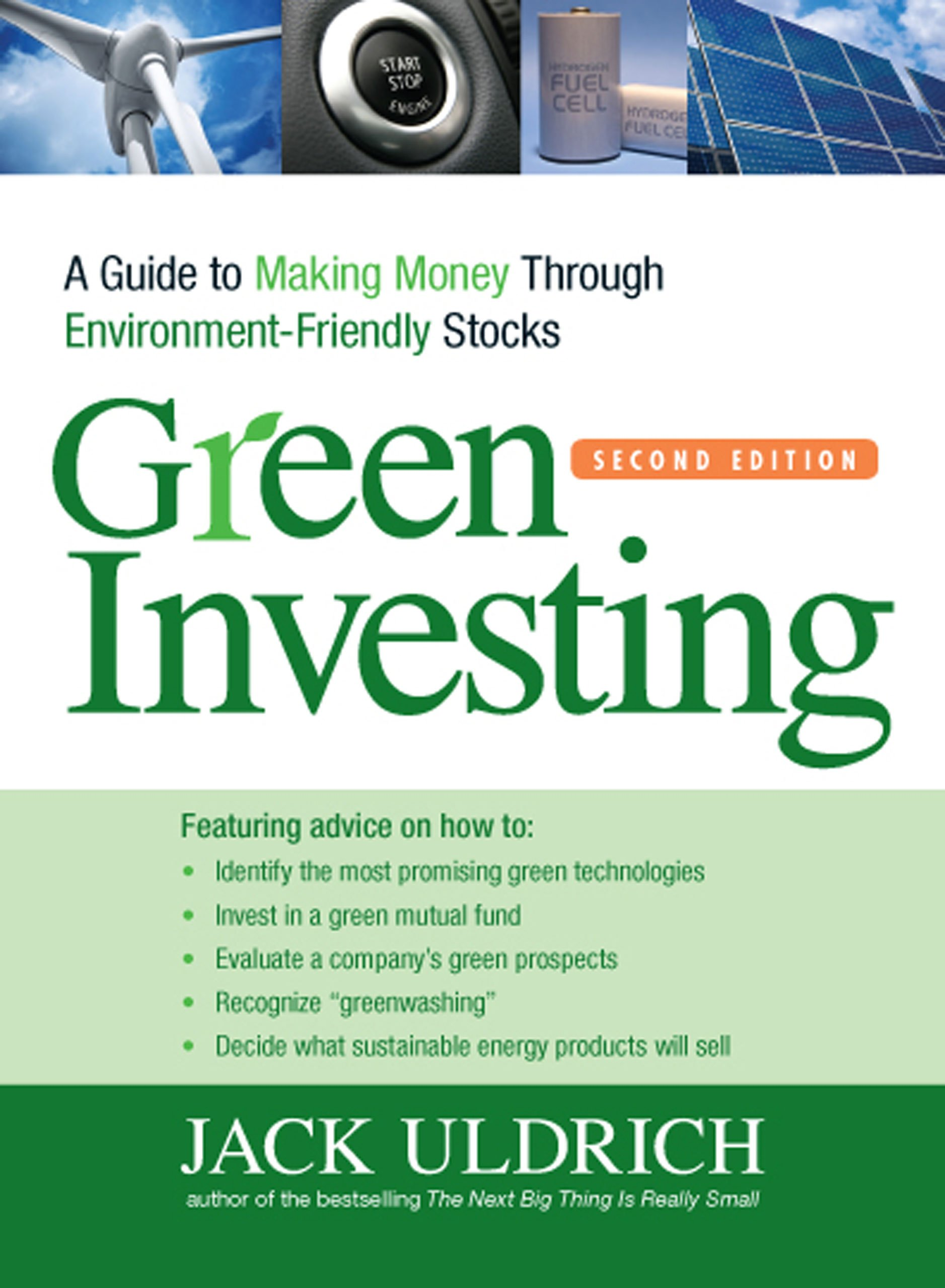 Green Investing: A Guide To Making Money Through Environmentfriendly  Stocks: Jack Uldrich: 8601400000465 Amazon Associates Training How