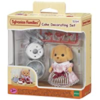 Sylvanian Families Cake Decorating Set,Ready to Play