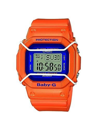 Casio Reloj Digital para Mujer de Cuarzo con Correa en Resina BGD-501FS-4ER