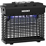 Hoont Robust Electric Indoor Bug Zapper and Fly Zapper Killer Catcher Trap – Covers 2,000 Sq. Ft / Bug and Fly Killer, Insect Killer, Mosquito Killer – For Residential, Commercial and Industrial Use