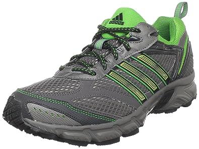 adidas Duramo 3 Trail Mens Running Shoes 12 Black: Amazon.co