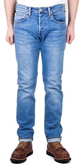 47542940 Edwin ED-55 Regular Tapered in Pacific Wash (30