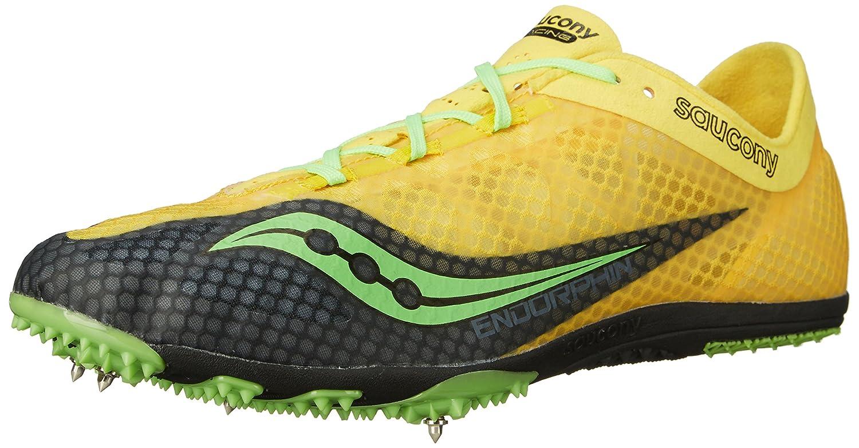 Saucony Endorphin – Chaqueta de Chándal Para Racing Zapatos 13 D(M) US|Yellow/Black/Slime