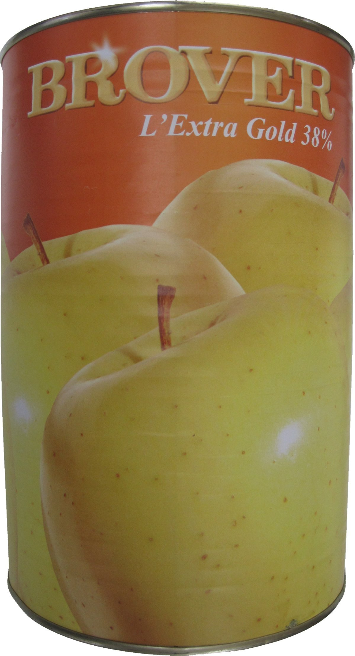 Superpomme Apple Puree Pastry Filling, 9.9 Lbs (Pack of 2)