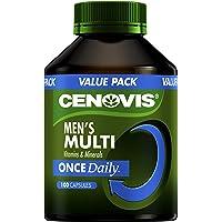 Cenovis Once Daily Men's Multi Capsules Value Pack 100