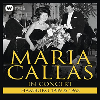 Callas In Concert: Hamburg 59 & 62 [Blu-ray]