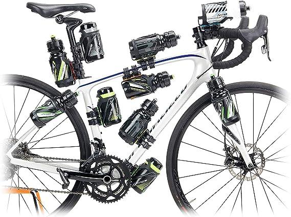 RaceOne - Portaobjetos y adaptadores para Bicicleta, Unisex, Color ...