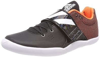 online store 62008 7a0bf adidas Unisex-Erwachsene Adizero DiscusHammer Fitnessschuhe, Schwarz  (NegbasFtwbla