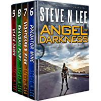 Angel of Darkness Action Thriller Box Set Books 06-09: Action-Packed Revenge & Gripping Vigilante Justice (Angel of Darkness Box Sets Book 3)